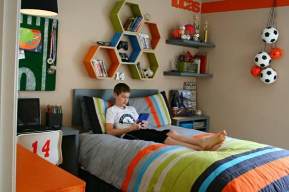 Fotos de cuartos para ni os varones for Bedroom ideas for 8 yr old boy