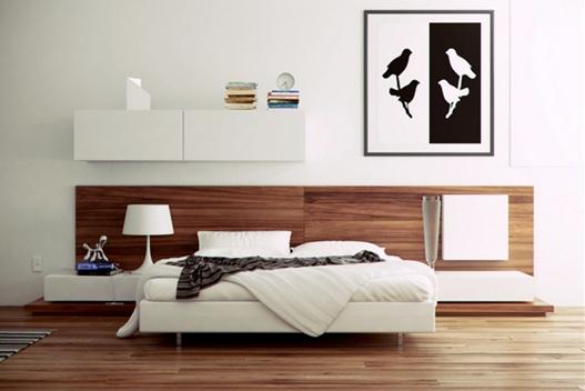 12 diseños de camas matrimoniales modernas