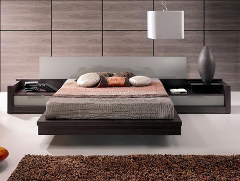12 dise os de camas matrimoniales modernas - Disenos de camas ...