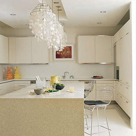 decoración-con-luz-cocina