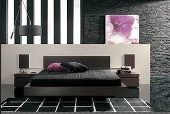 12 dise os de camas matrimoniales modernas - Modelos de dormitorios matrimoniales ...