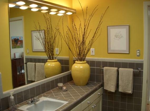 16 Magnficos Baos En Color Amarillo