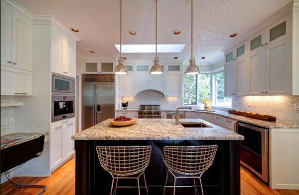 Iluminacion de cocinas: ideas y fotos