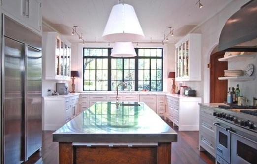 Iluminacion de cocinas ideas y fotos - Luces para cocina ...