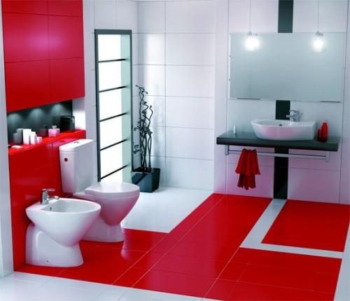 baño-moderno-rojo-1