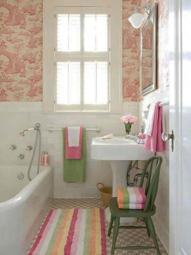 baño-pequeño-colores-alegres