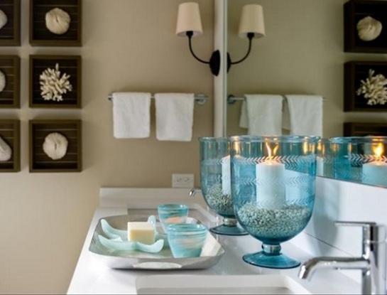 Decorar tu ba o peque o ideas y fotos for Bathroom ideas spa themed
