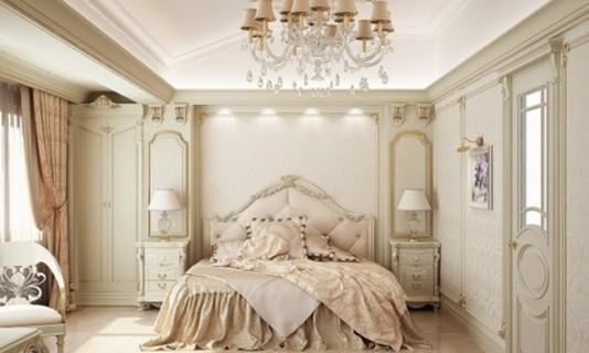 decorar-dormitorio-estilo-clasico