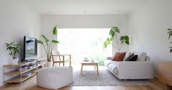Decorar tu sala estilo minimalista for Home design e decoro