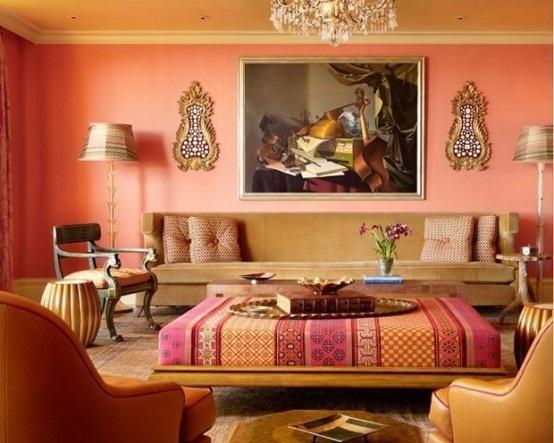 10 maravillosas salas estilo marroqu for Arreglo de salas modernas