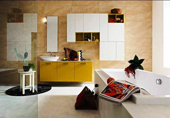Diseno de baños con banera ~ dikidu.com