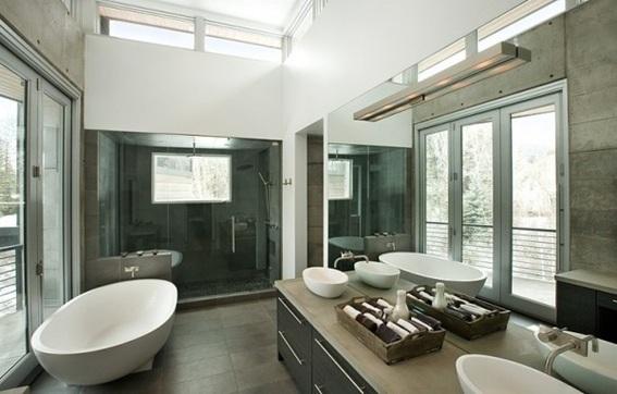 Diseno De Baños Con Tina:Fabulosos Diseños de Baños con Tina o Bañera