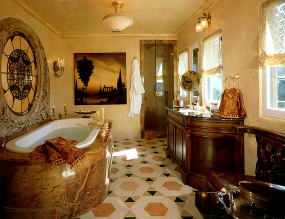 Fantastic Being Home Makes The Most Of A Small Bath Makeover  With This