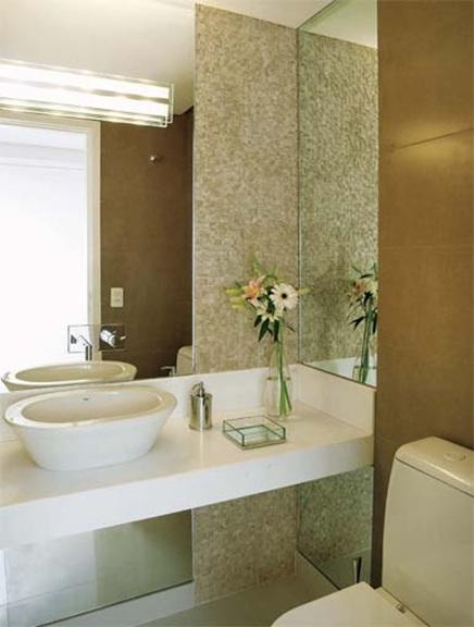 Baño Elegante Pequeno:continuación te presentamos más diseños de baños para invitados