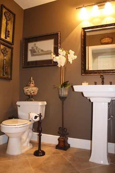 Ideas Para Decorar Baño De Visitas:16 Ideas para decorar tu Baño de Visitas Pequeño