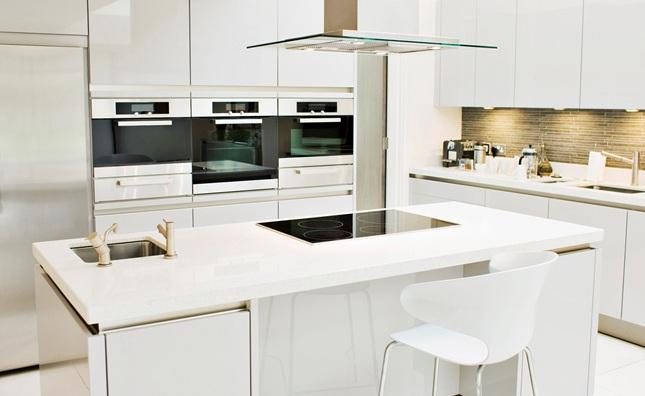 Diseños de cocinas integrales modernas