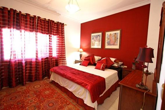 11 lindos dormitorios en color rojo - Humedad ideal habitacion ...