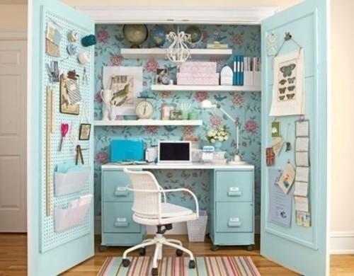 oficina,pequeña,casa
