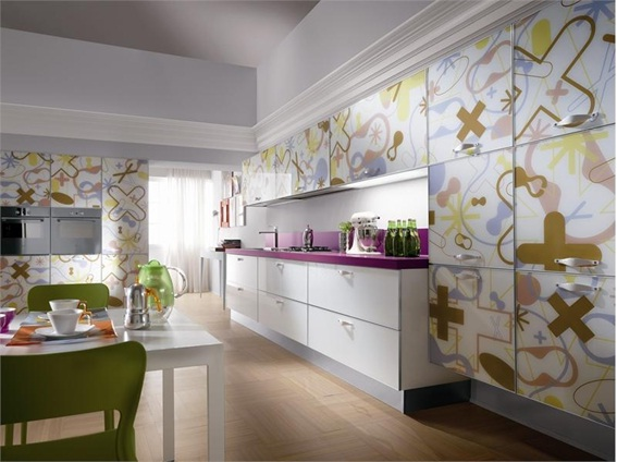 Ideas para decorar las paredes de tu cocina - Ideas para decorar tu cocina ...