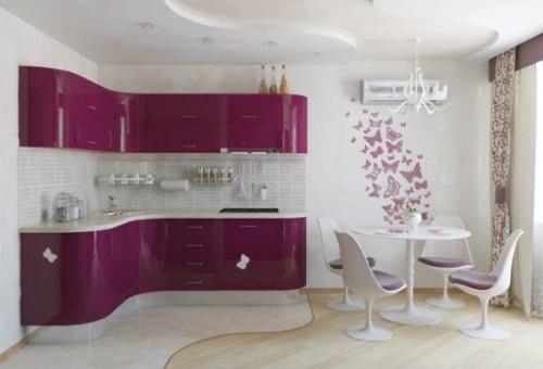Ideas para decorar las paredes de tu cocina for Como decorar una pared de cocina