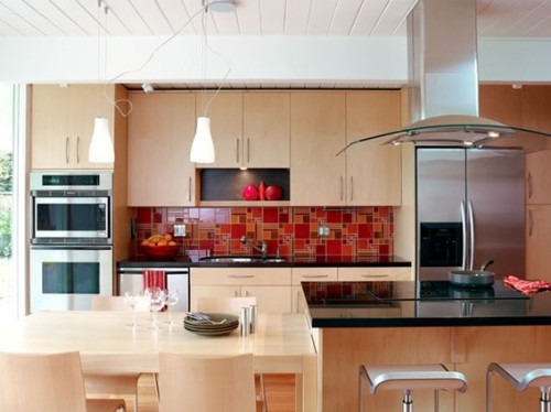 Ideas para decorar las paredes de tu cocina for Interior decorating kitchen ideas