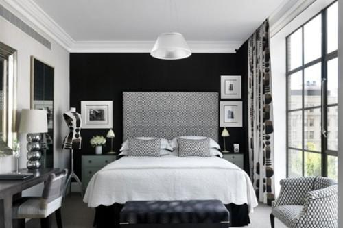 dormitorio-color-gris-monocromatico
