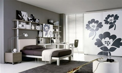 dormitorio-gris-juvenil