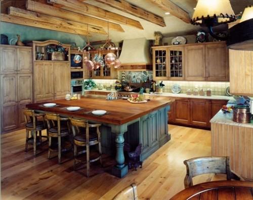 cocina-estilo-rústico-3