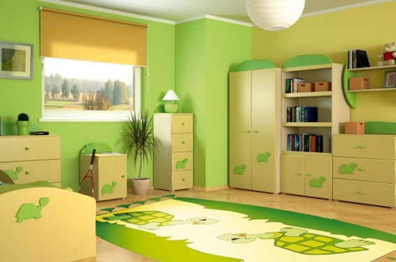 kids room Kids need their own space and the bedroom is where your child spends a lot of time sleeping and playing. You want the space to be safe, eco-friendly, and reflect your child's unique personality.