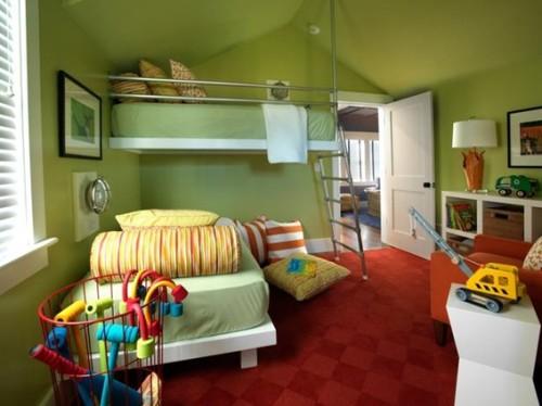 dormitorio-infantil-decorado-verde-10