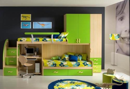 dormitorio-infantil-decorado-verde-3
