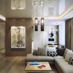 Hermosas Salas Decoradas con Sofás en Forma de L