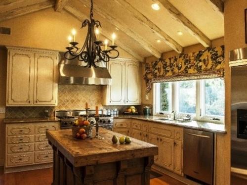 Hermosos dise os de cocinas francesas antiguas - Cocinas antiguas ...
