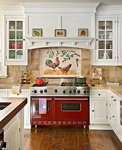 White Kitchens For Every Style And Budget: Hermosos Diseños De Cocinas Francesas Antiguas