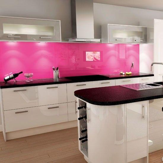 20 dise os para salplicaderos de cocina for Simulador de cocinas 3d