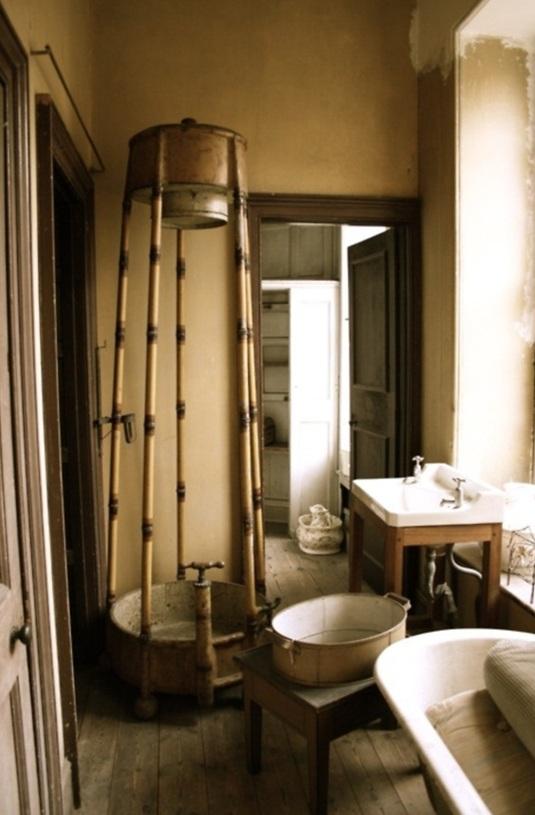 Baños Rusticos Ideas:21 Ideas para Decorar Baños Rústicos