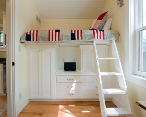 Dormitorios Pequeos Decorados para Chicos Adolescentes