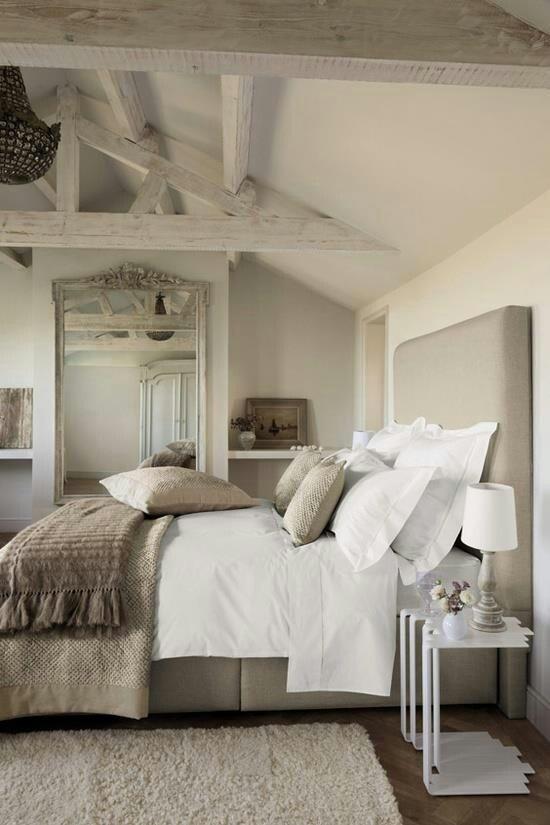 20 dormitorios de pareja decorados en tonos neutros - Colores dormitorios ...