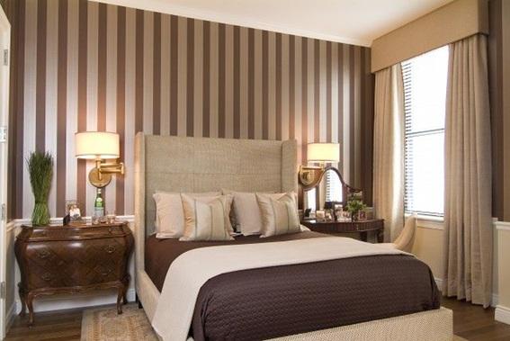 20 dormitorios de pareja decorados en tonos neutros for Decoracion pieza matrimonial