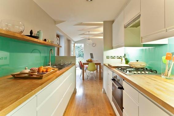 Dise os de cocinas peque as y modernas - La cocina moderna ...