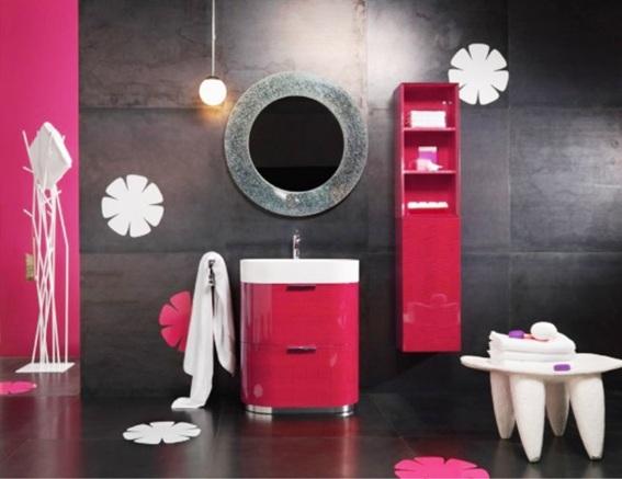 Diseños de baños femeninos