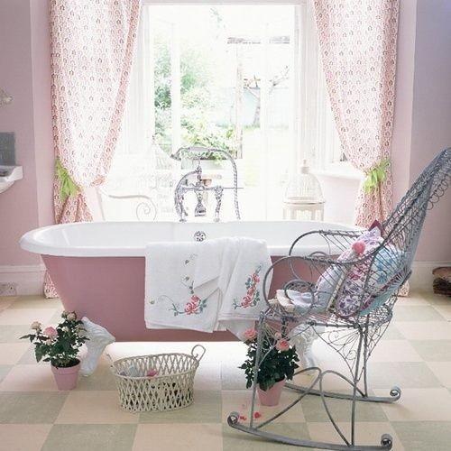 decorar baño femenino