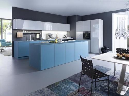 18 dise os de cocinas modernas - Cocinas modernas de diseno ...