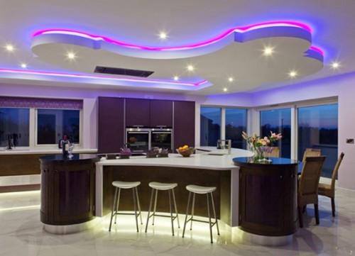 diseo cocina moderna with modelos de cocinas modernas