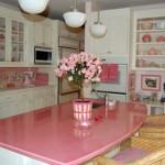 19 Diseños de Cocinas en Color Rosa