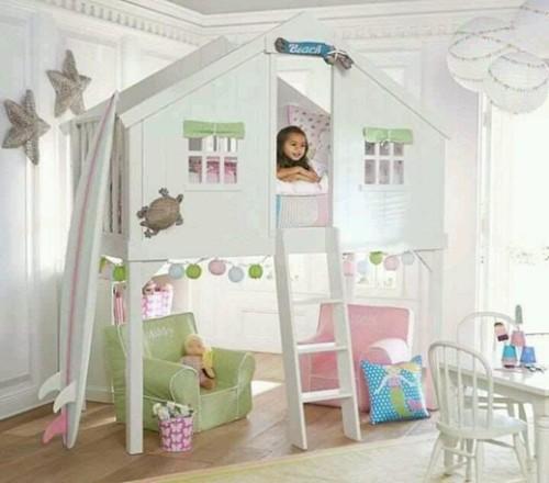 decorar dormitorio niña