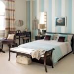 Decorar Dormitorios con Paredes a Rayas
