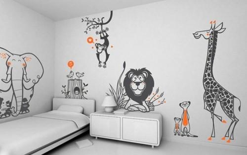 decorar-dormitorio-animales-niños-5
