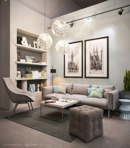 sala-decorada-sofá-moderno-17