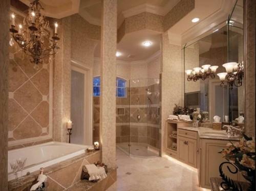 15 lindos e impresionantes ba os de lujo for Banos de casas de lujo